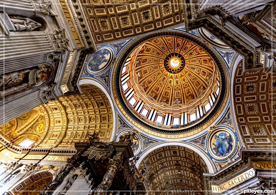 St Peters Cathedral , Vatican City
