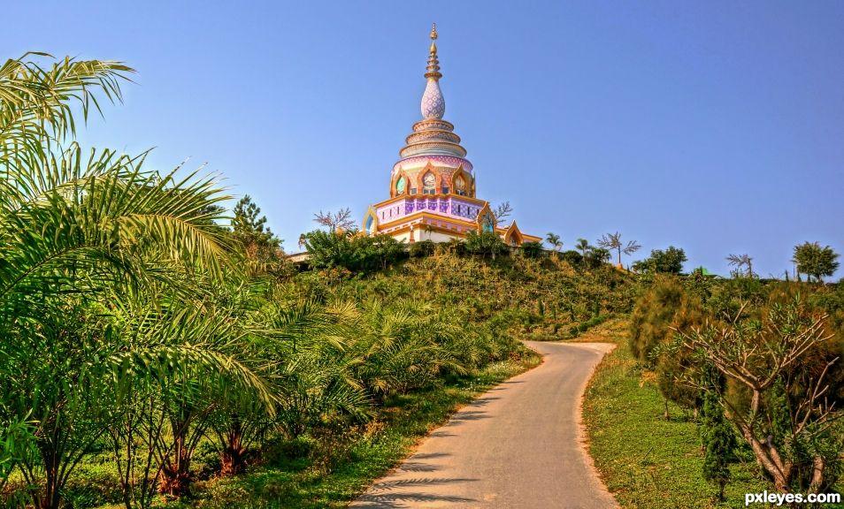 Wat Mae Salam - Thailand