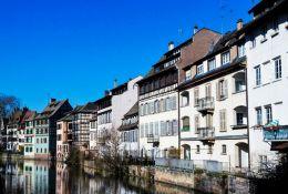 Strasburg reflection