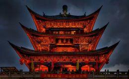 Middle Gate  -  Dali, China