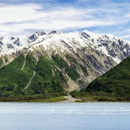 Alaskan Mountains Picture