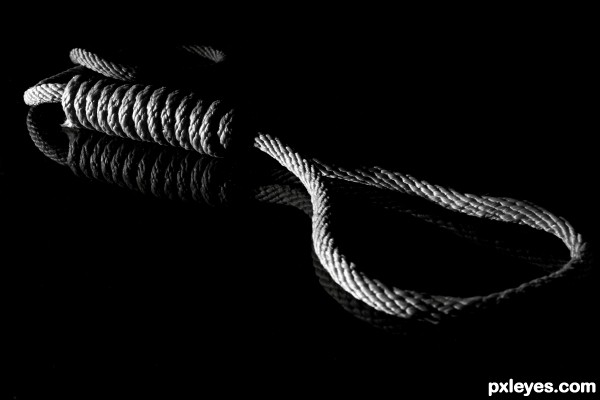 The Hang-mans Knot photoshop picture