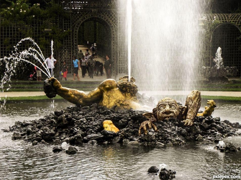 Lost Fountain