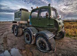 Mad Max Truck