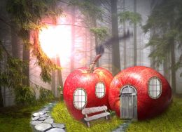 Aunt Apples cottage