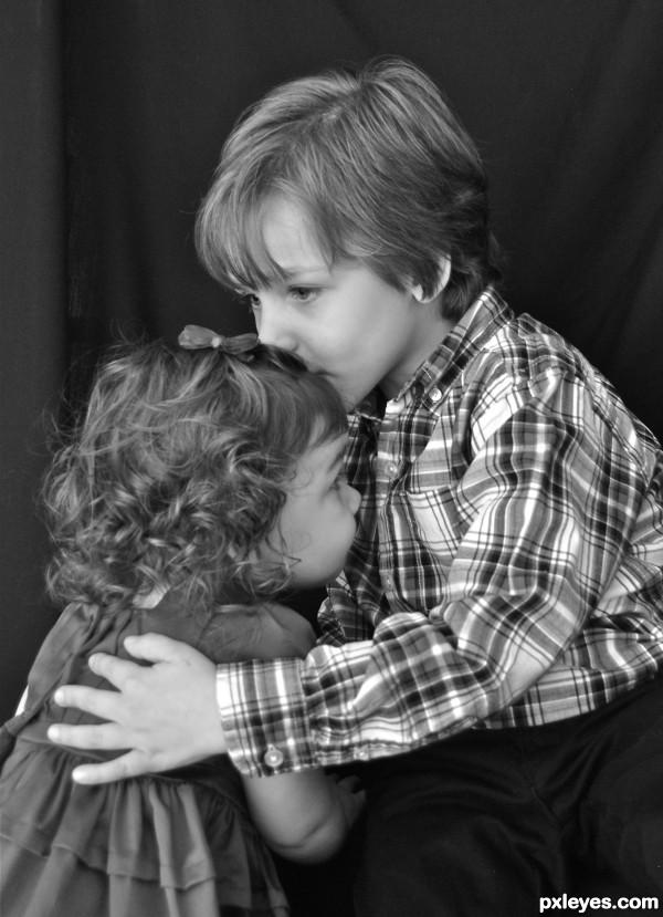 tender embrace