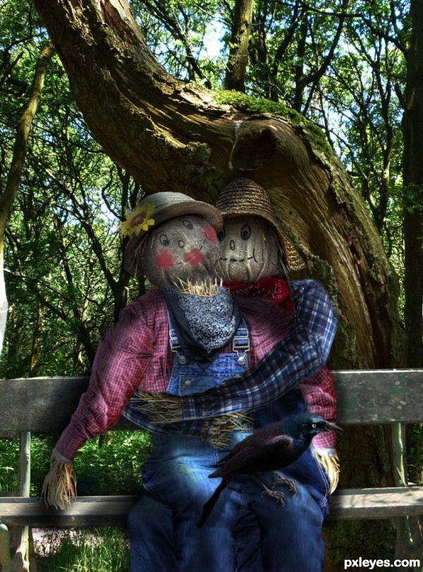 Scarecrows Day Out