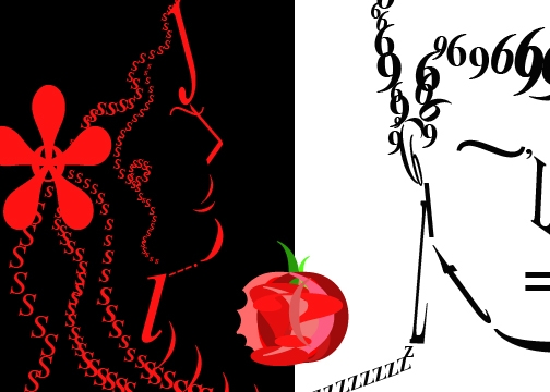 Adam,Eve & The Forbidden Fruit