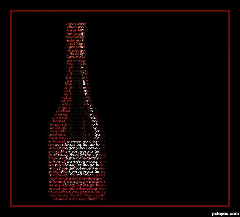 Bottle of Wine