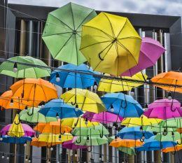 ....and.....More Umbrellas