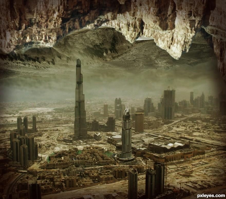 Underground World Photoshop Contest (14865), Pictures Page ...