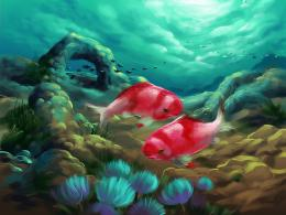 red fishy
