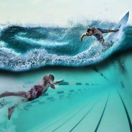 SwimmerSurfer