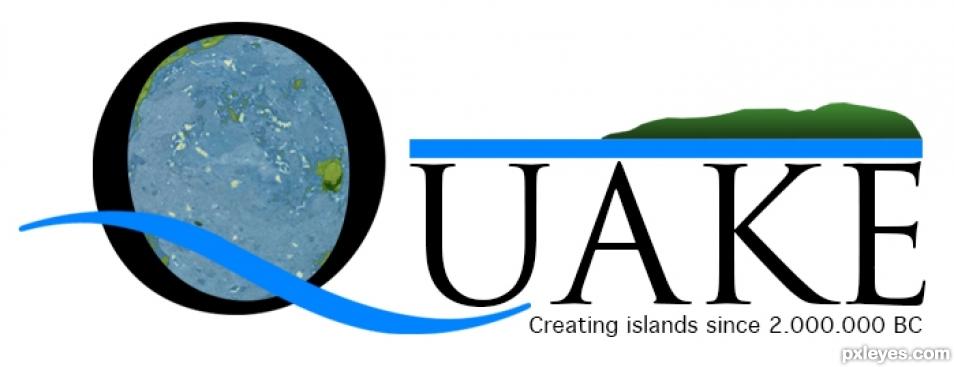 Quake | Creating Islands since 2.000.000 BC