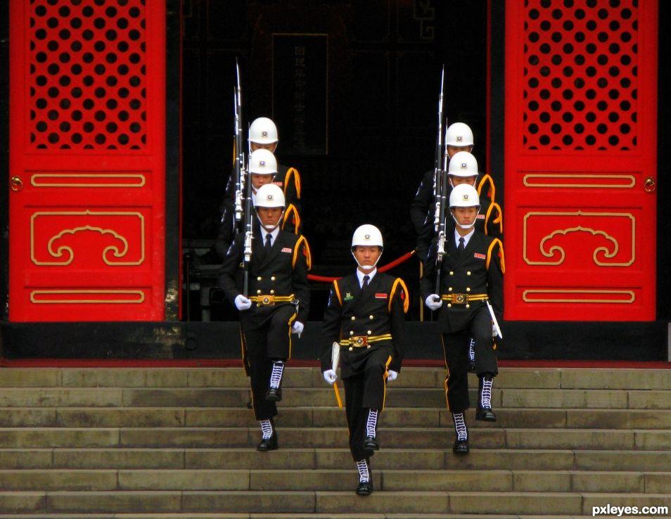 Taiwan Symmetry