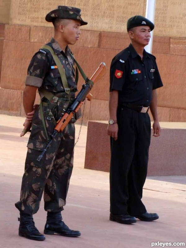 Indian Army Force