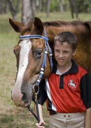PonyClubuniform
