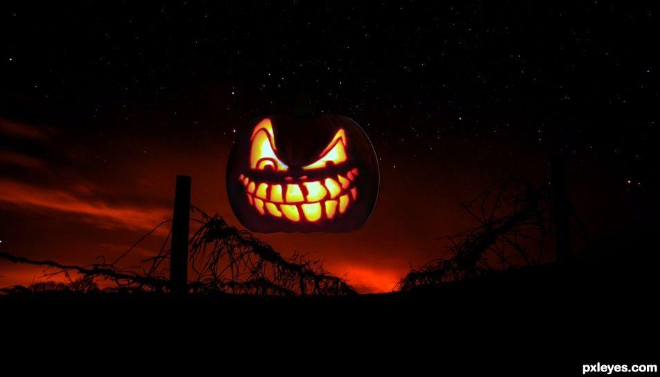"Welcome  Samhain the  ""darker half."""