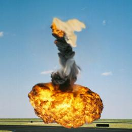 Nuclear Explosion Picture