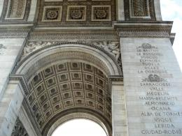 Arc de Triomphe Picture