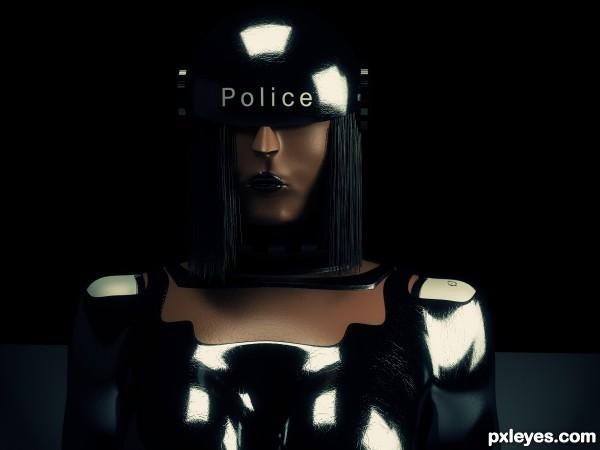 Cop-Bot