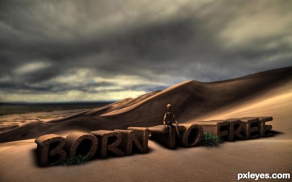 Born to free