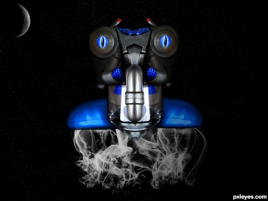 Vacuum Lunar Bot photoshop picture)