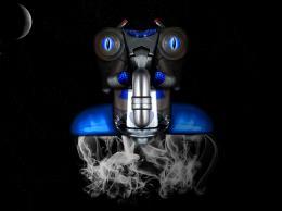VacuumLunarBot