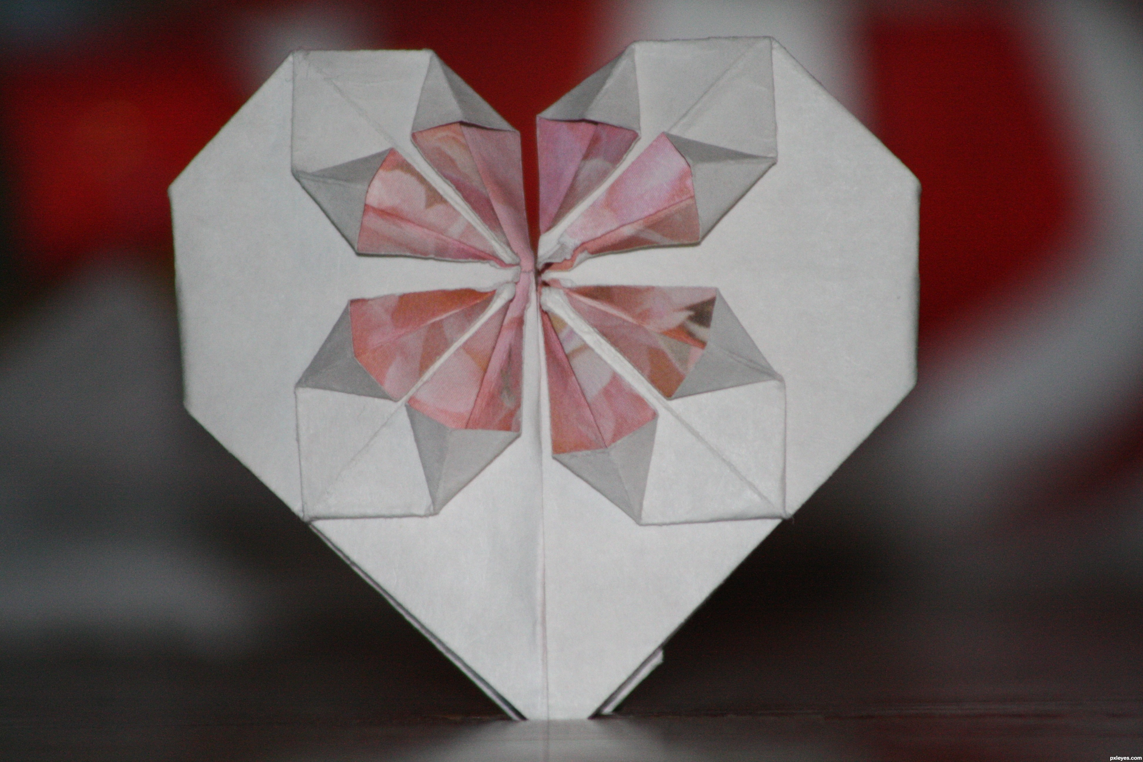 valentine origami picture by dannyharsh for valentine