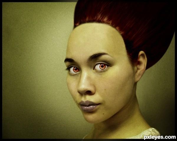 Draculas wife
