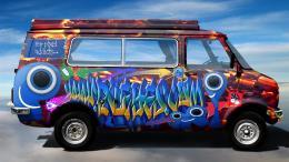 Company Van Picture