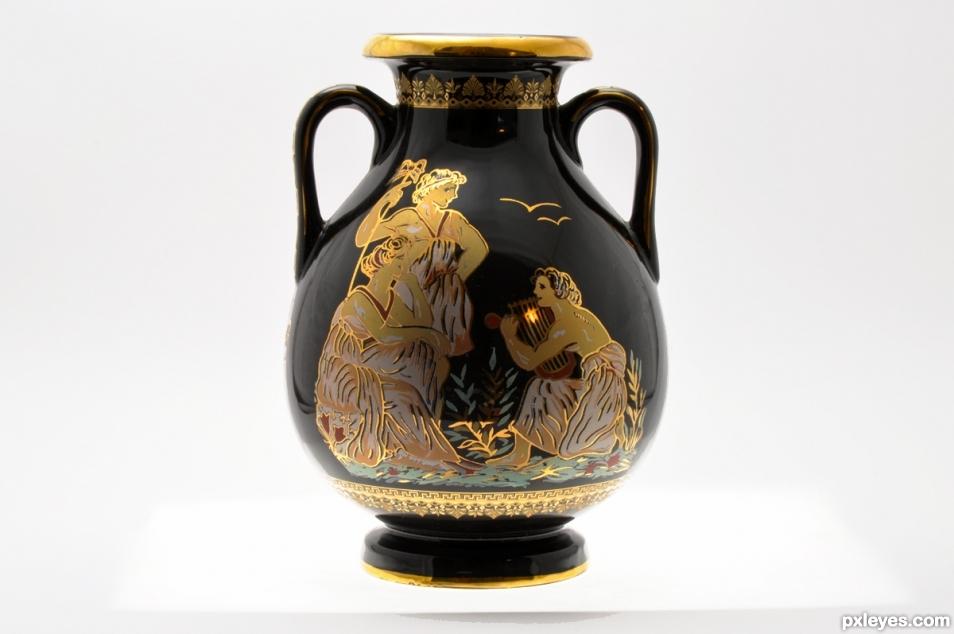 Greek (Crete) Vase