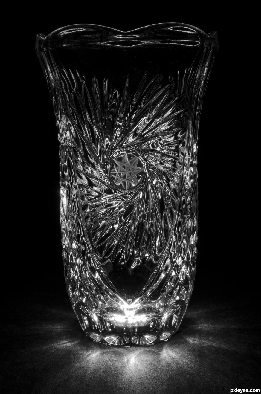 Underlit Vase