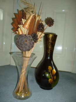 A flash Of The Vases