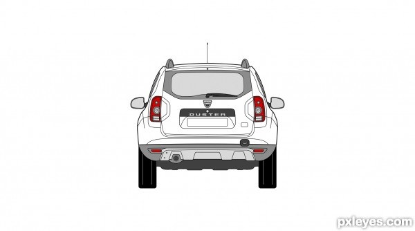 3d guide - the making of dacia duster