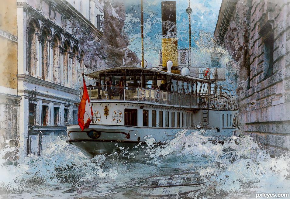 Venice Tsunami
