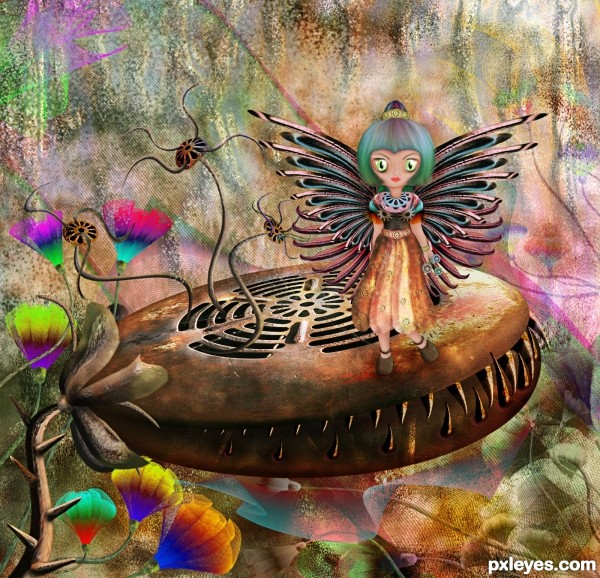 Rust Fairy