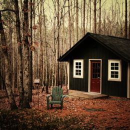 Garden Shed on the Stafford Estate, Charlotte, NC Picture