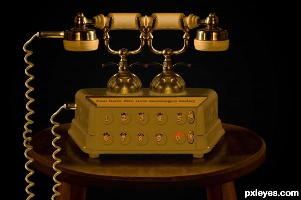 Novelty Phone