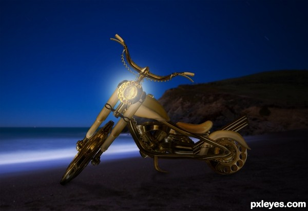 Creation of chopper : Final Result