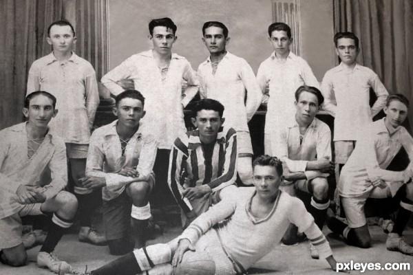 Football ... Restored