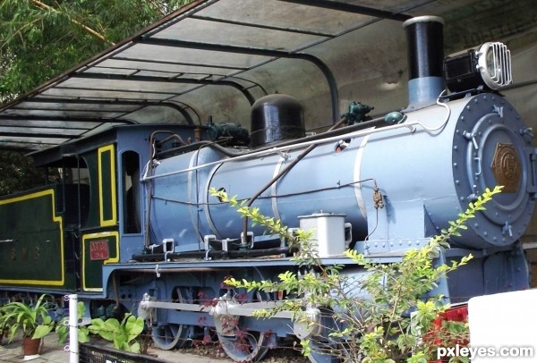steam engnine