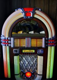 Wurlitzer Magic Picture