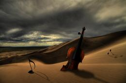 Musical Desert Picture