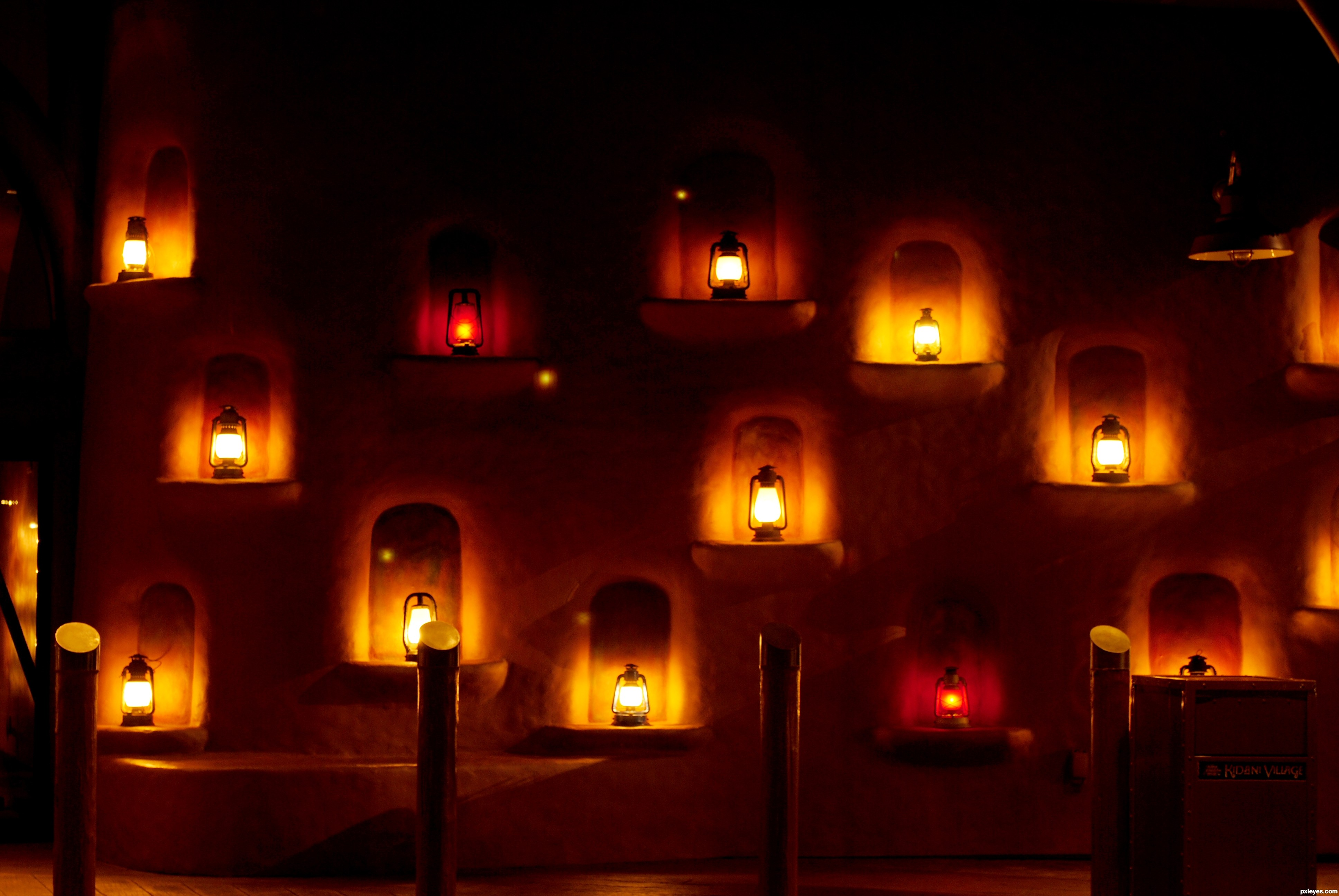 Candles In The Wall