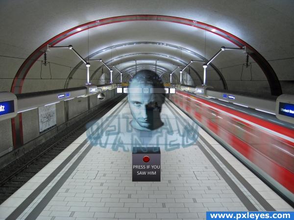 Wanted: hologram