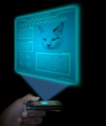 Hologram Picture