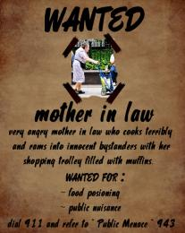 wantedmotherinlaw