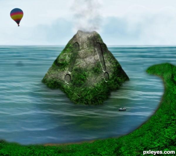 Caution Island