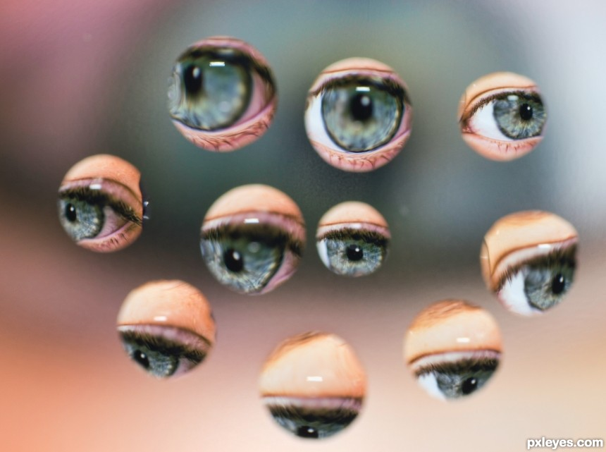 Eye see You photoshop picture)